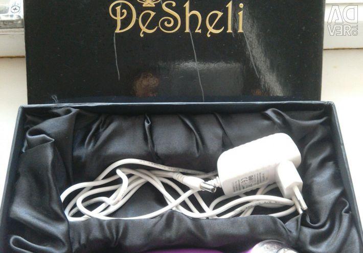 DeSheli! Cosmet.apparatus CleartonDeSheli, Israel
