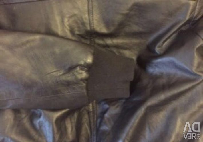 Παιδικό μπουφάν MIlestone για 4-6 χρόνια (δέρμα)
