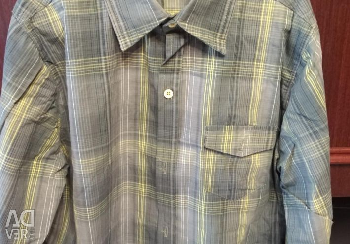 Shirt for a teenager, height 158 ​​cm.