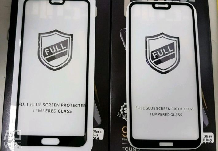 3D Safety glass SAMSUNG, HONOR.