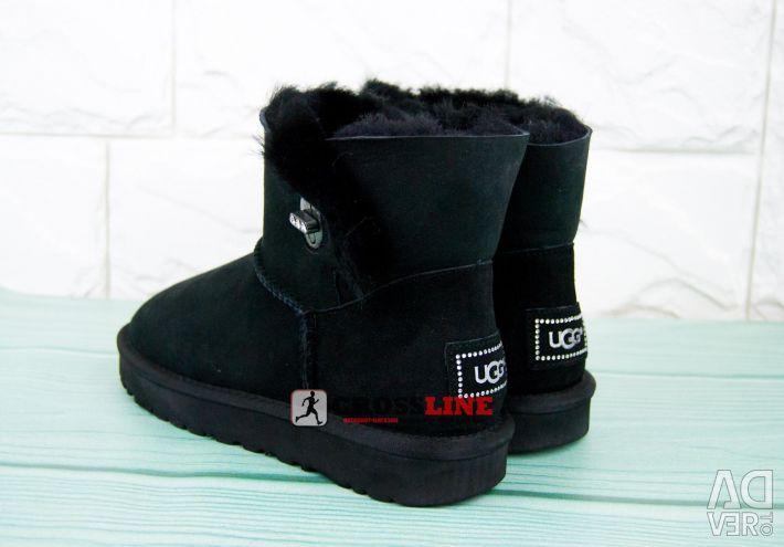 Ugg boots black art 999001