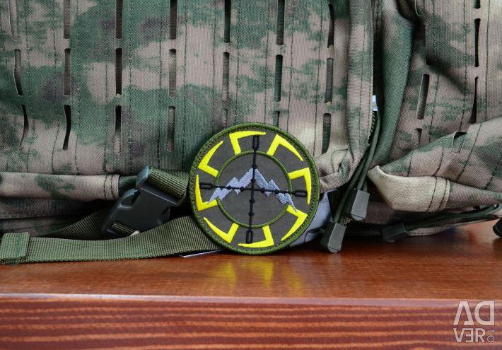 Το patch patch Kolovrat με δίχτυ στόχευσης