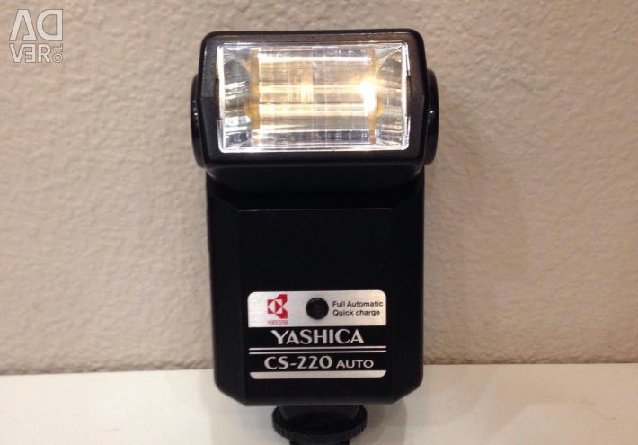 Flash Yashica CS-220 Auto