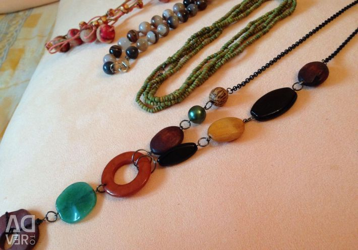 Bijouterie, χάντρες, κοσμήματα, αξεσουάρ