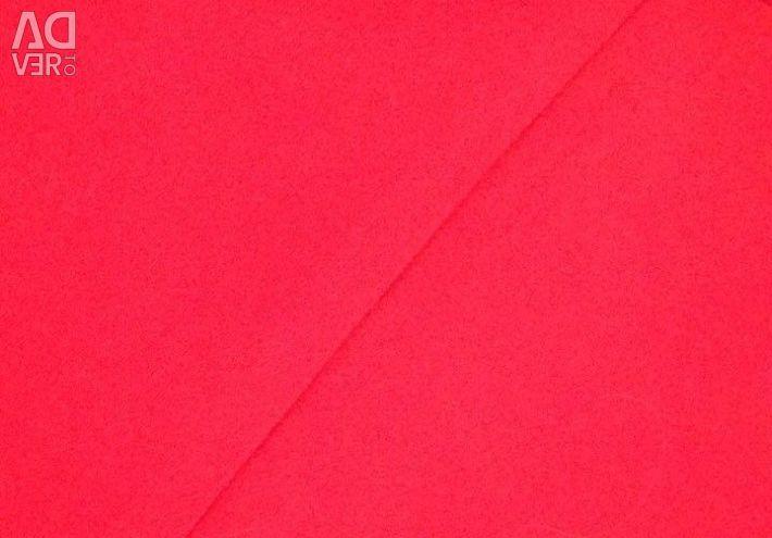 Nou fustă roșie