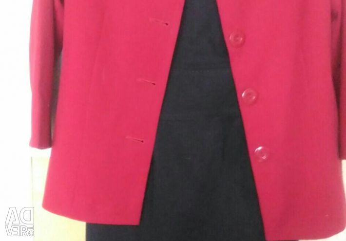 Women's jacket and dress