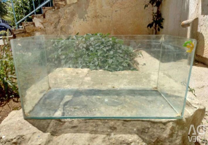 Aquarium for 20 liters