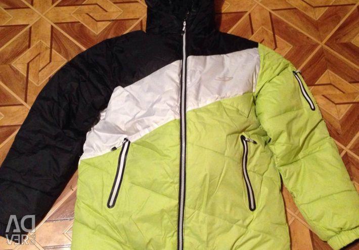 Jacket sports company ,, Aluminum