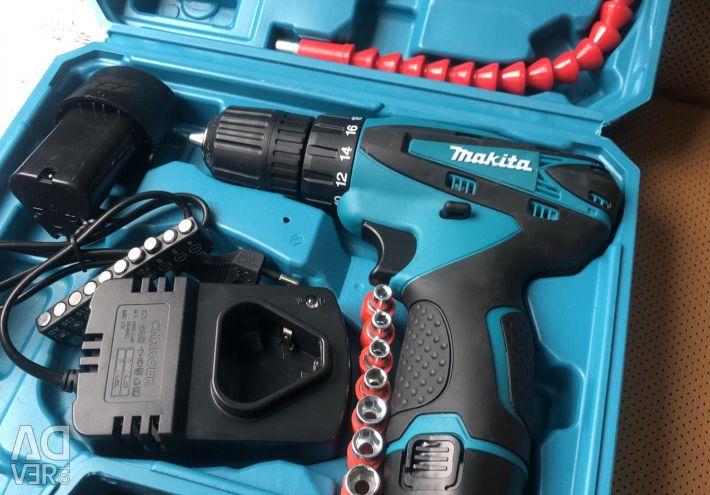 Makuru screwdriver 12wolt New Year Warranty df330