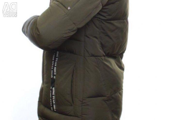 New down jacket (2 colors) nat.meh p.42-50