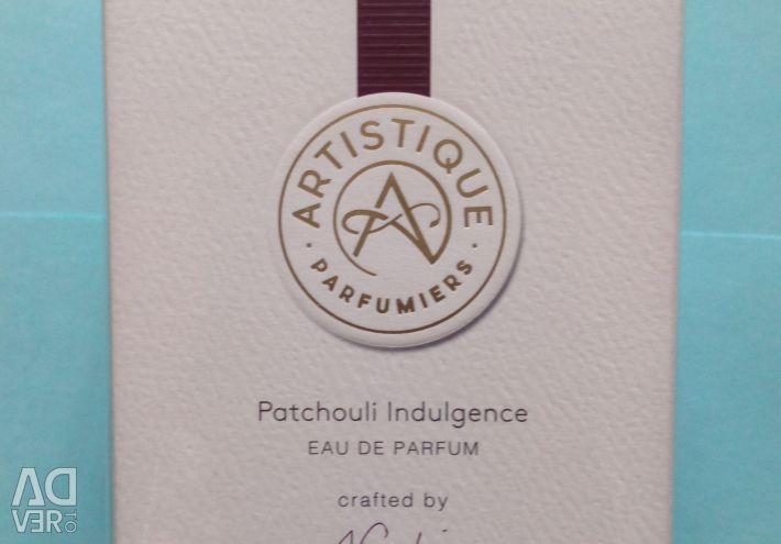 Perfumer Artistique Patchouli Indulgence Water 50ml