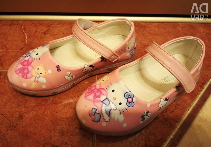 Shoes for a girl