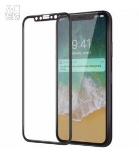 Protective glass 5D on Iphone X