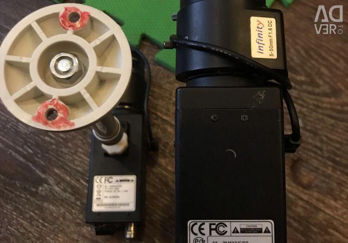 Відеокамера sunkwang sk-2046 AIC