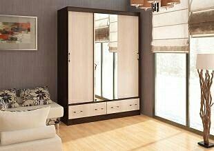 Modern wardrobe