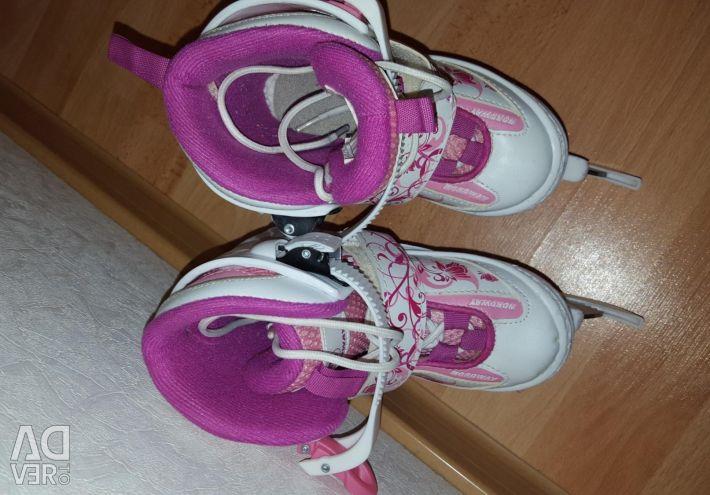Τα παπούτσια ολίσθησης 27-30