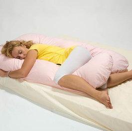 PILLOWS FOR PREGNANT with a pillowcase art-0171