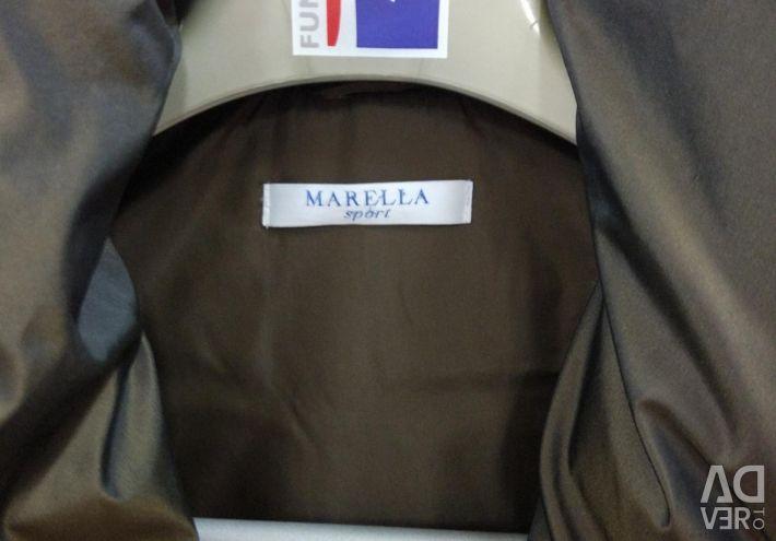 Пуховик marella
