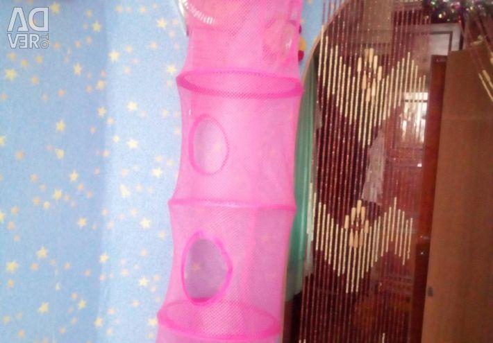 Bag sub jucării. IKEA nou