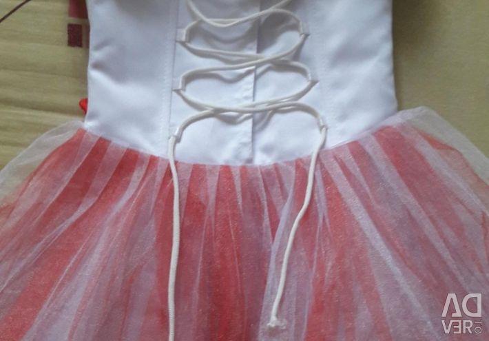 Έξυπνο φόρεμα για 2-3 χρόνια
