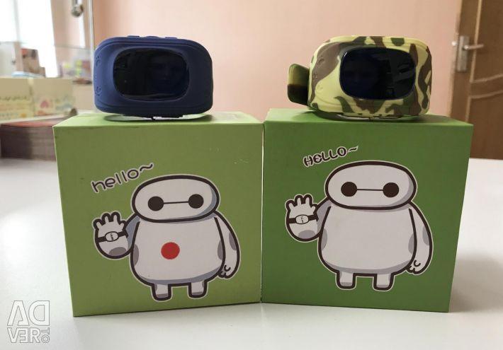 Дитячі годинники Smart Baby Q50 з GPS