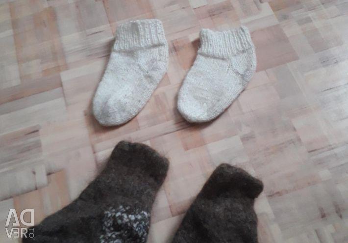 Örme çorap