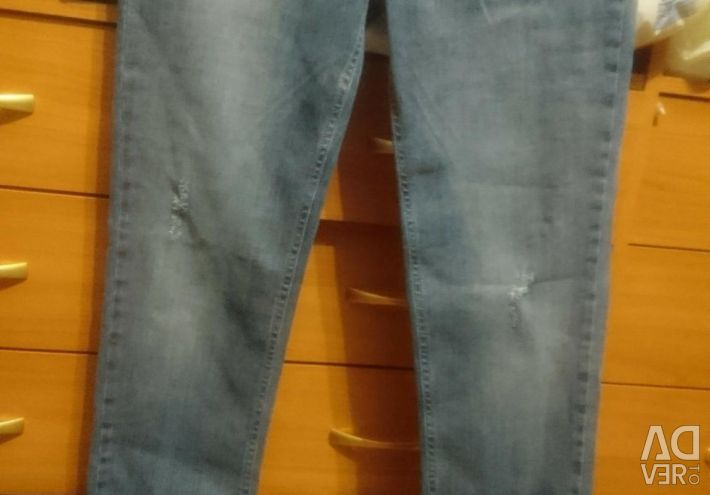 Harmont Blane Jeans New 46 Size