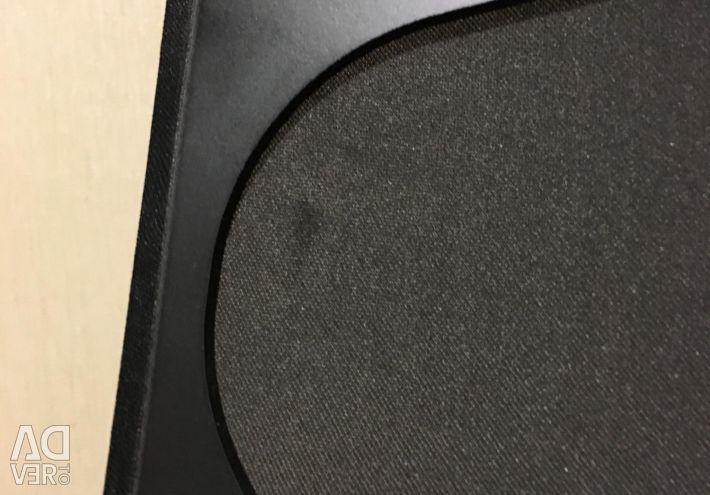 Grill for A / C Dali Zensor 3 black black
