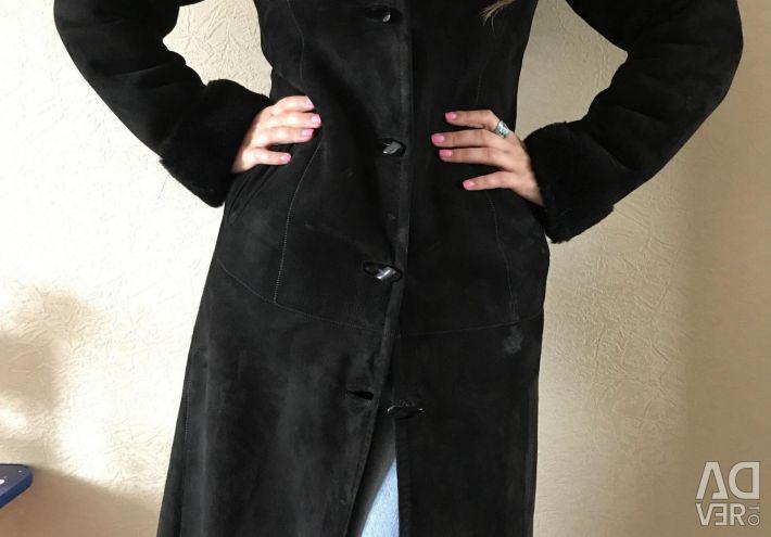 Sheepskin coat ?