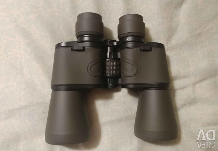 The Galileo 60x60 binoculars are new