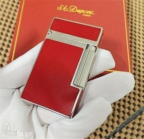 Запальничка бренд S.T Dupont новий в коробці копія 1: 1,