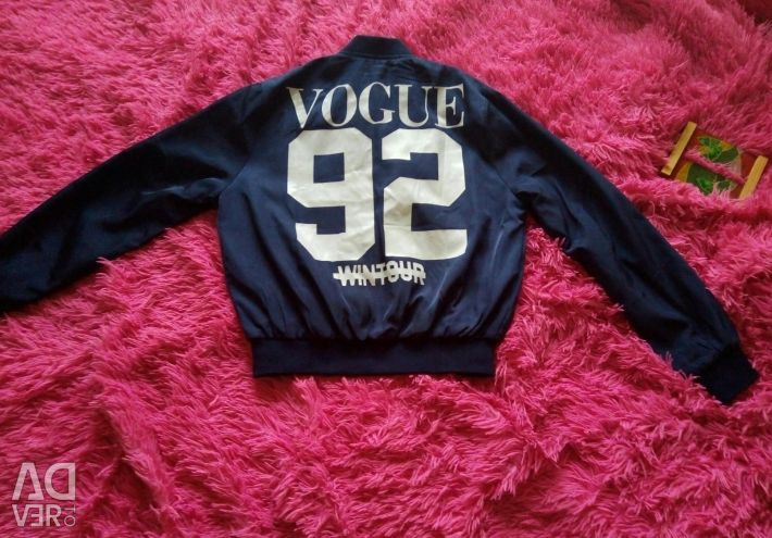 Windbreaker, Vogue jacket