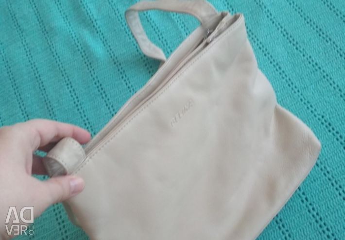 Нова сумка натуральна шкіра