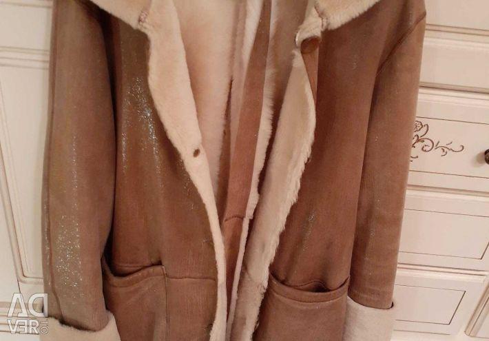 Sheepskin coat turkish. .