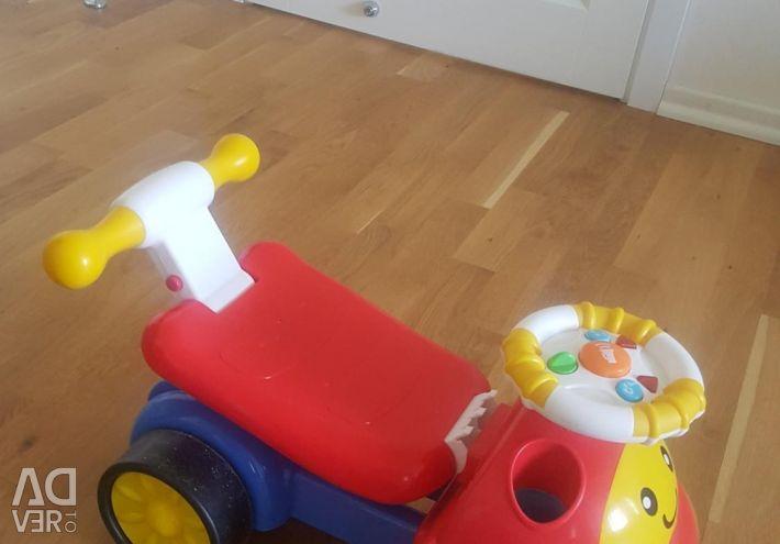 Μηχανή αναπηρικής πολυθρόνας