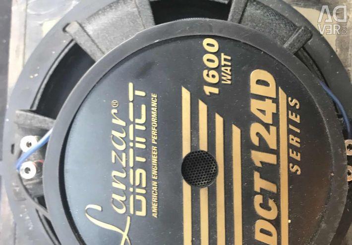 Car stereo equipment