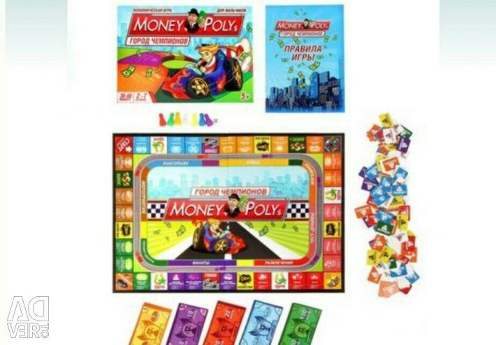 Ekonomik oyun
