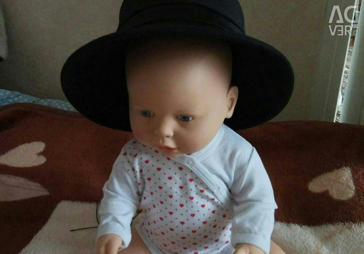 Hat. New.