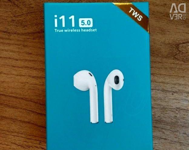 New i 11 Wireless Headphones