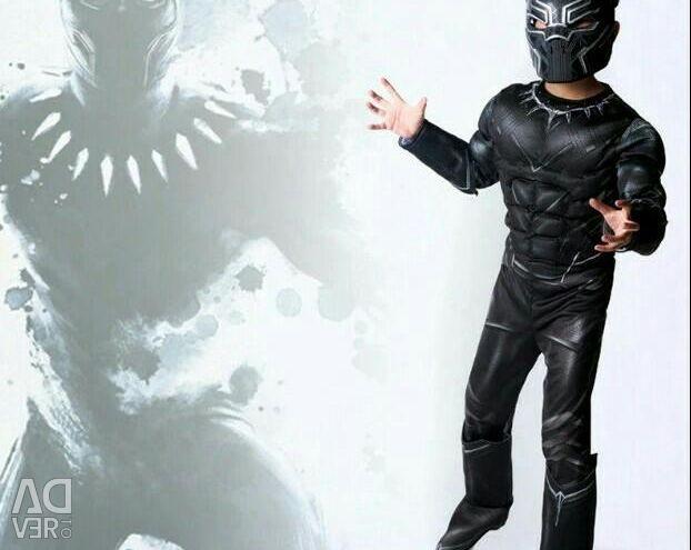 Costumul Pantherului Negru