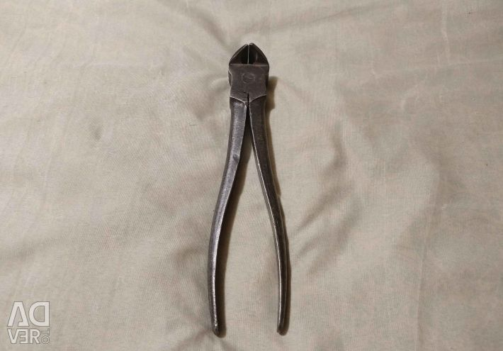 Pliers face cutters