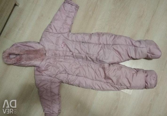 Overalls for girl