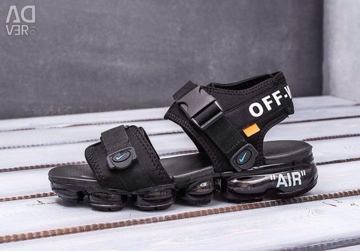 Sandals Nike x Off White