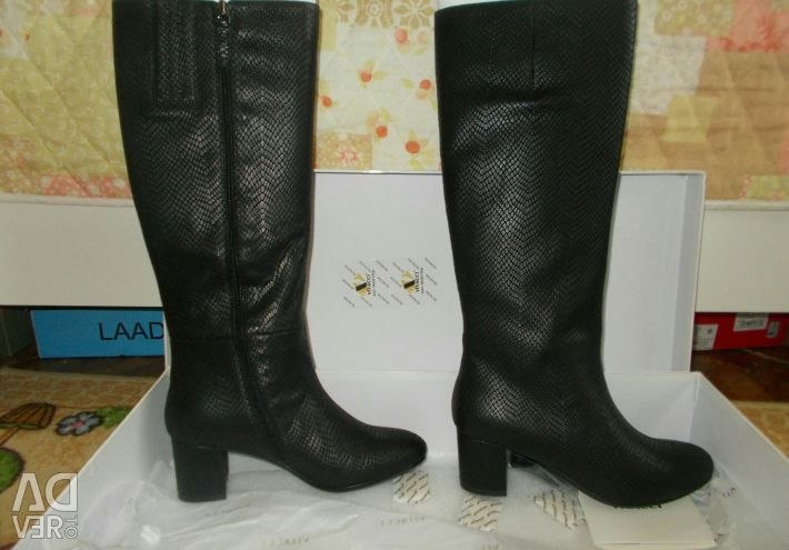 Demi-season new boots