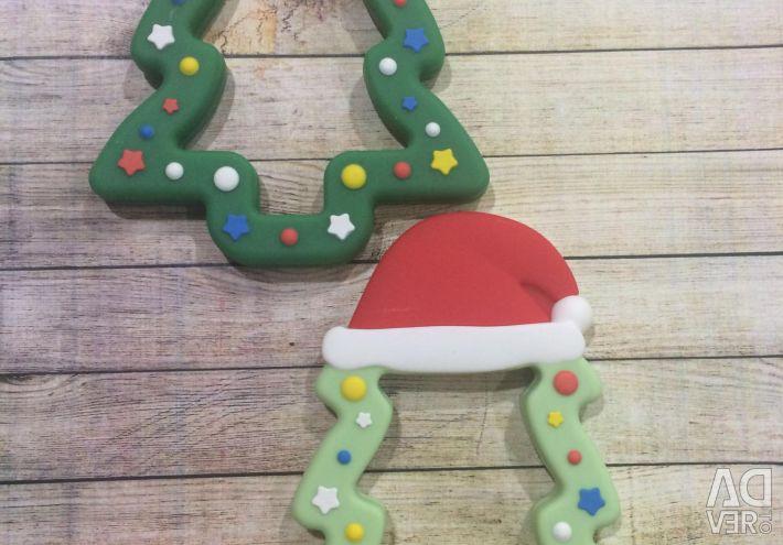 Χριστουγεννιάτικο δέντρο - μαθήτρια