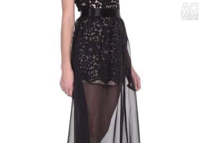 Νέο φόρεμα από δαντελωτή σιφόν από τη Δημοκρατία της Αγάπης