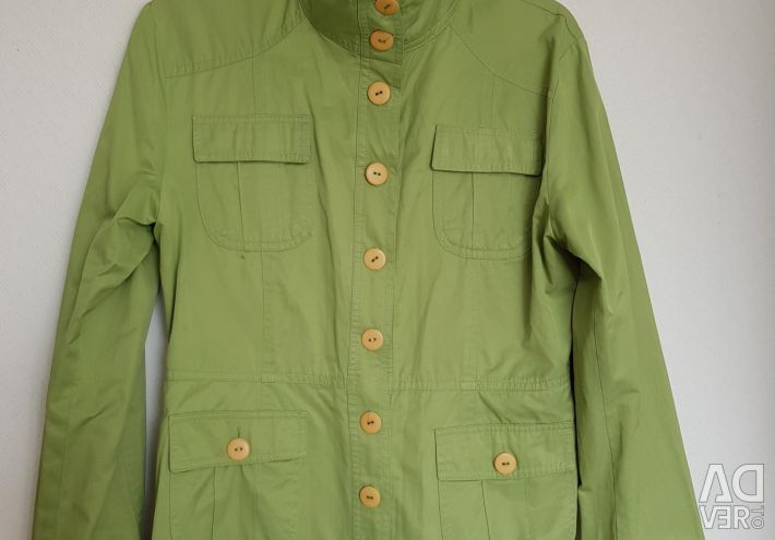 Very light jacket, 44r. Good condition