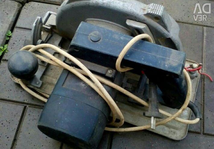 Faulty Power Tool