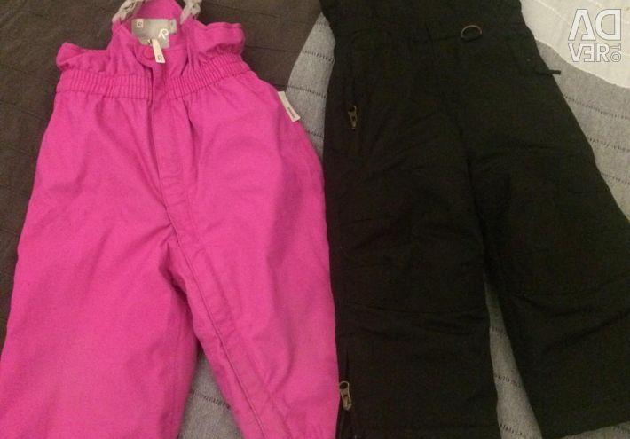 Semi-overalls demi-season / winter