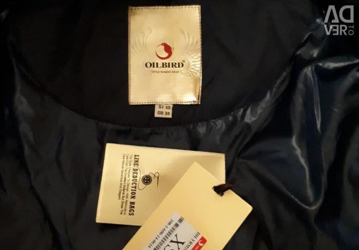 Курточка Oilbird нова